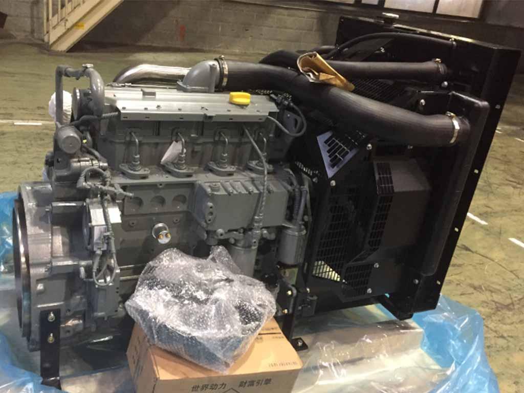 Deutz BF4M1013FC | Generator engine