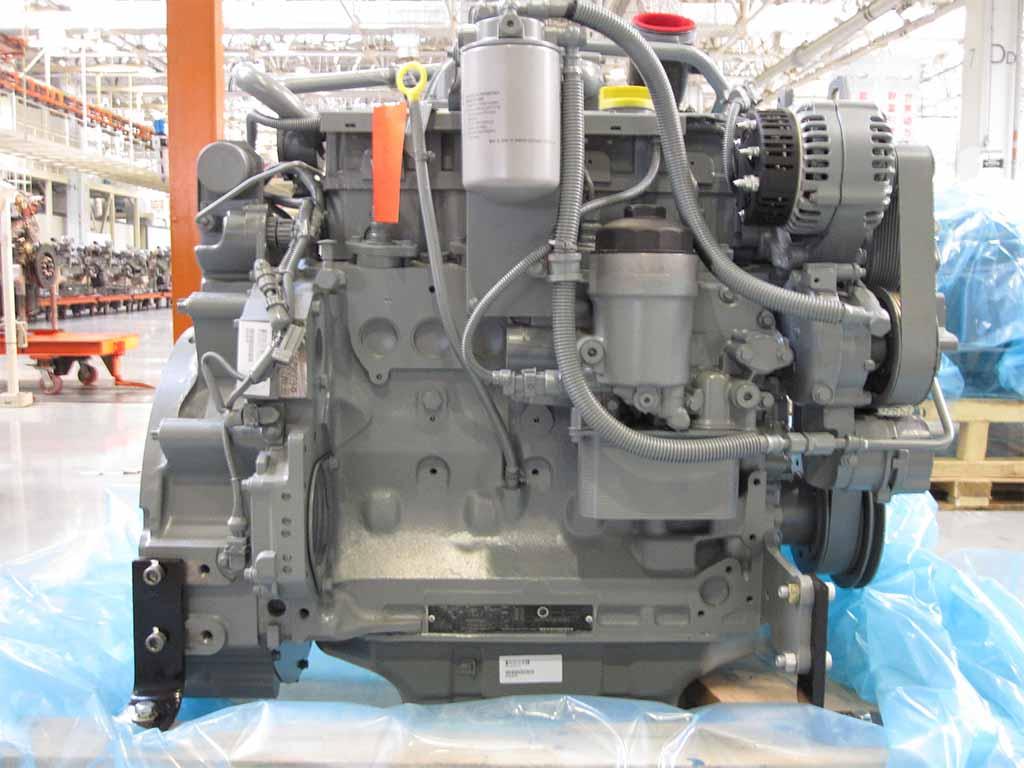 Deutz BF6M2012C | Construction diesel engine