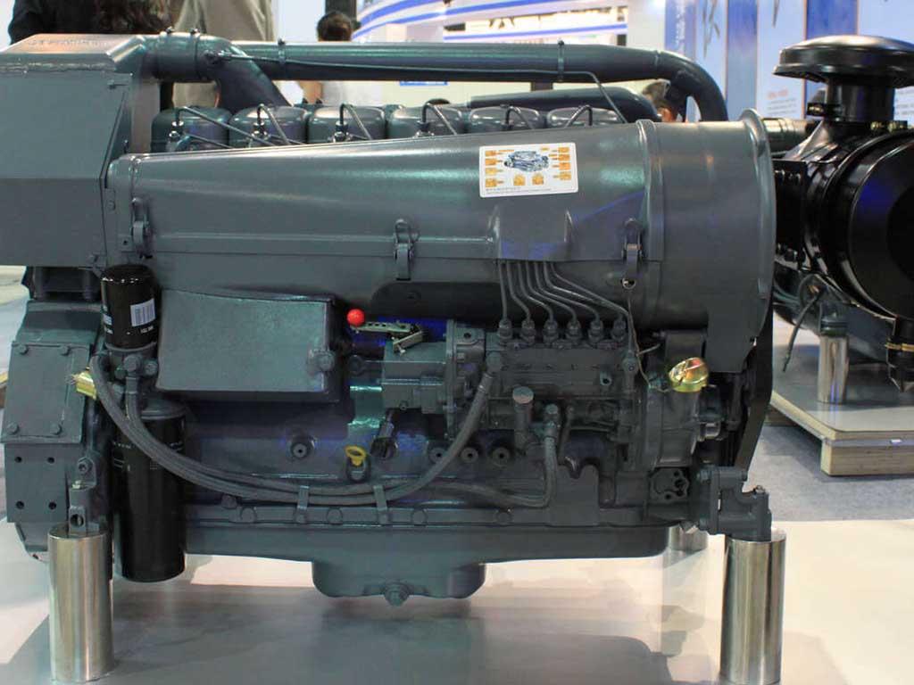 Deutz BF6L913 | Construction diesel engine