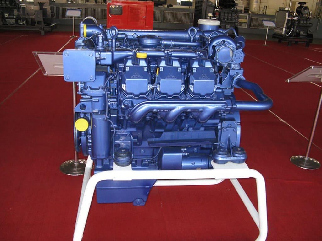 Deutz BF6M1015 | Vehicle diesel engine