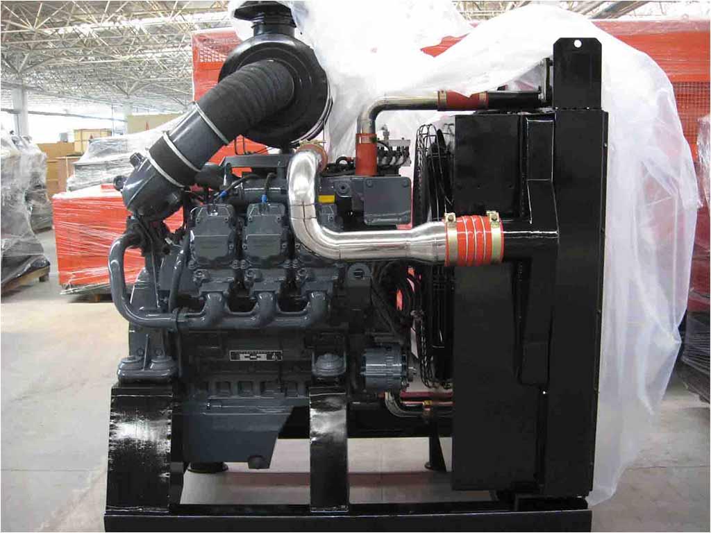 Deutz BF6M1015-GA   Generator-drive diesel engine