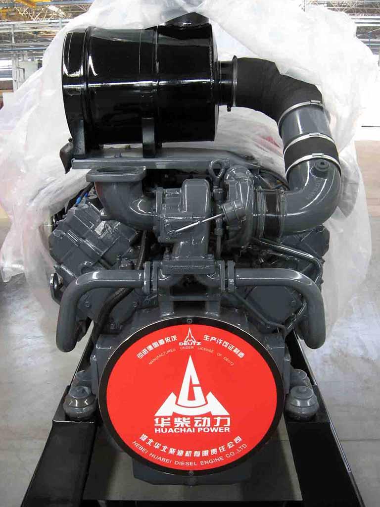 Deutz BF6M1015-GB   Generator-drive diesel engine