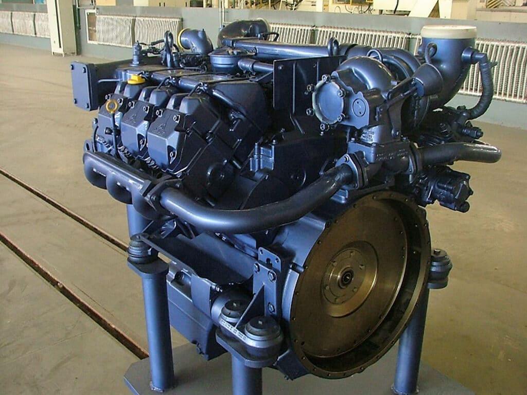 Deutz BF6M1015C | Vehicle diesel engine