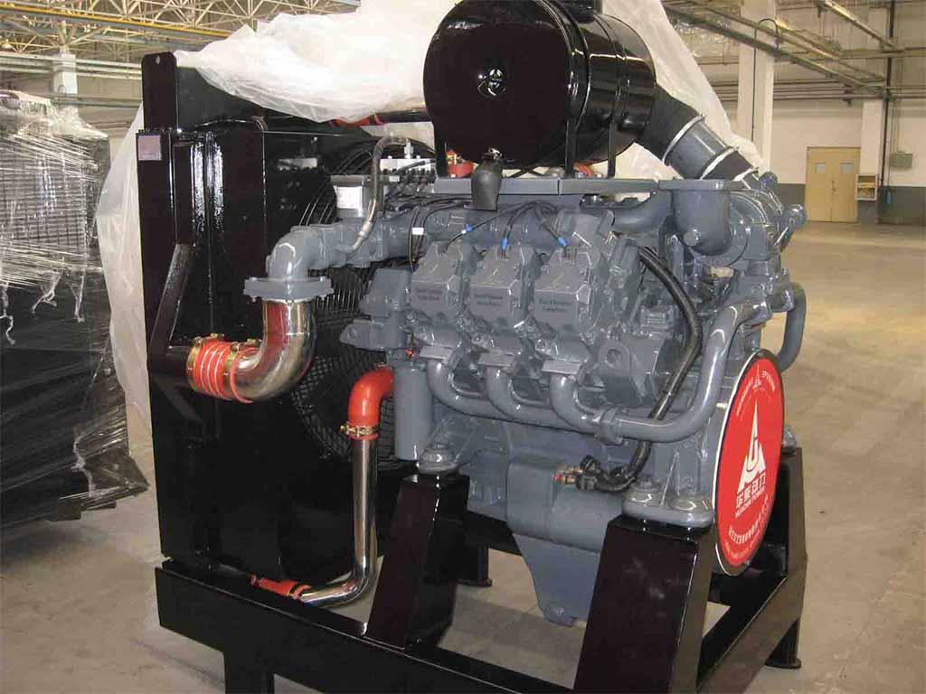 Deutz BF6M1015C-G   Generator-drive diesel engine