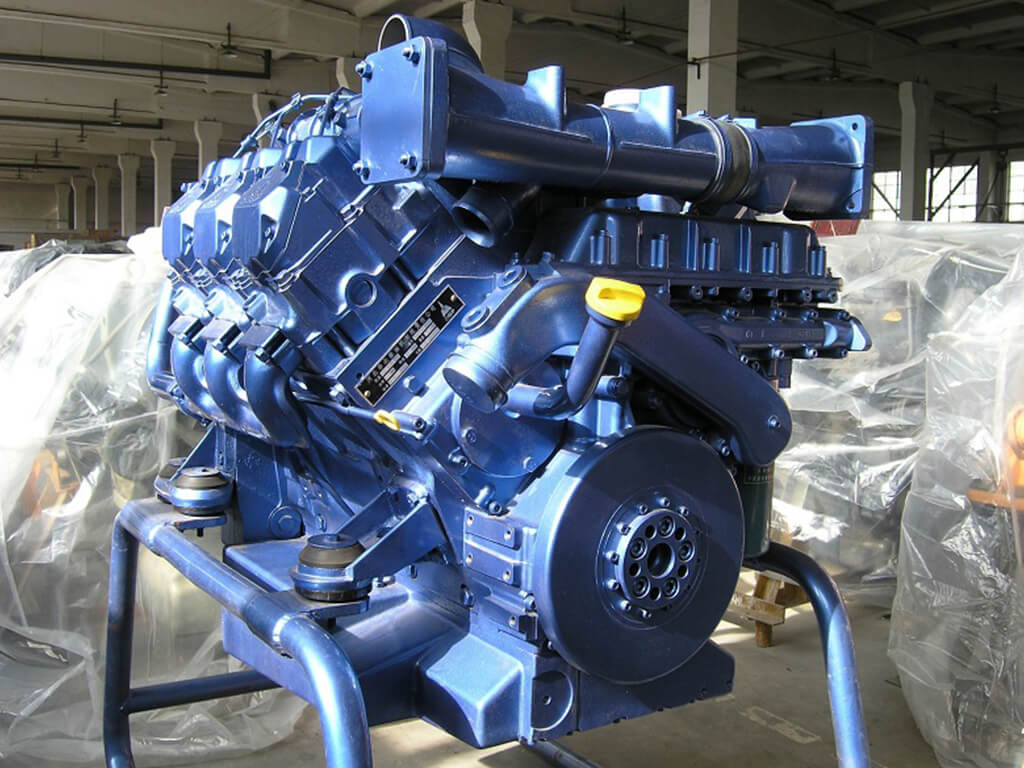 Deutz BF6M1015CP | Vehicle diesel engine