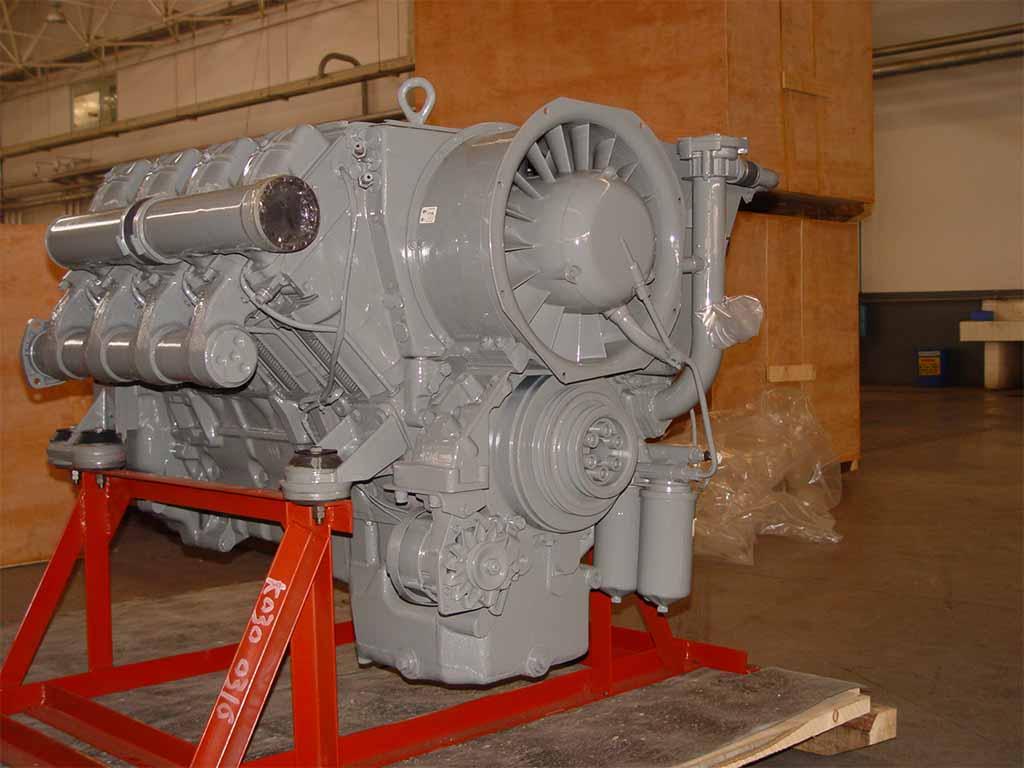 Deutz BF8L513FC | Construction diesel engine