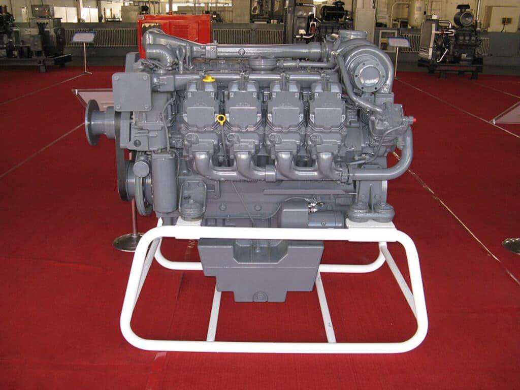 Deutz BF8M1015C | Vehicle diesel engine