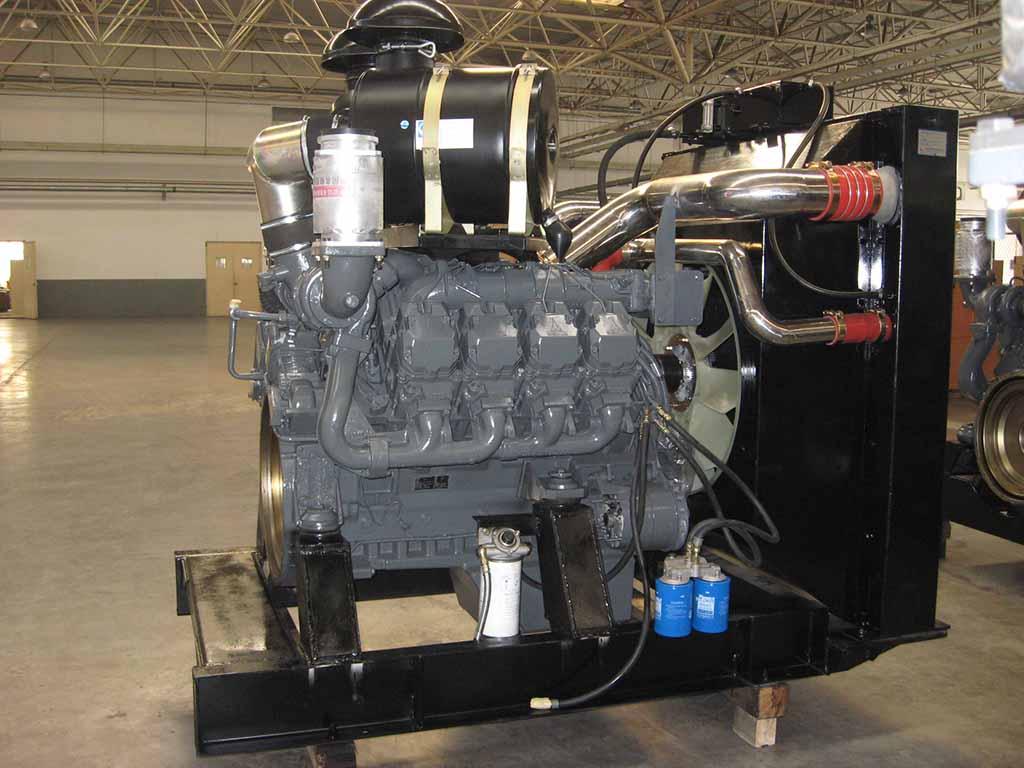 Deutz BF8M1015C-G2   Generator-drive diesel engine