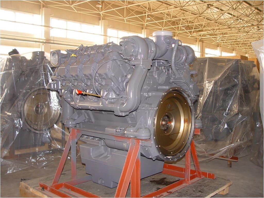Deutz BF8M1015CP | Vehicle diesel engine