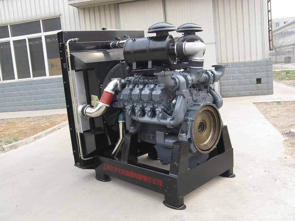 Deutz BF8M1015CP-G2   Generator-drive diesel engine