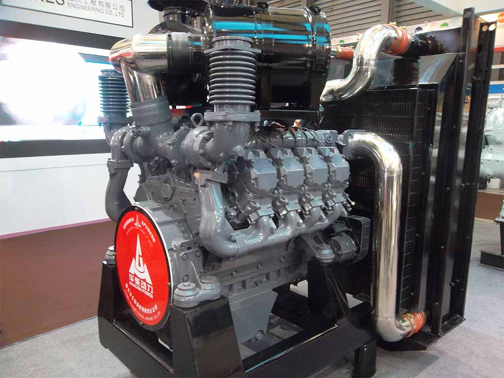 Deutz BF8M1015CP-G3   Generator-drive diesel engine