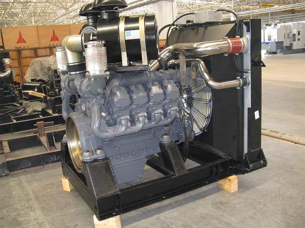 Deutz BF8M1015CP   Vehicle diesel engine