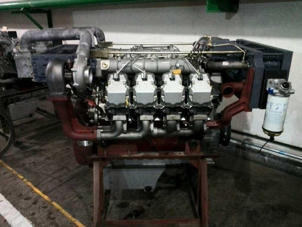 Deutz BFM1015 | Marine propulsion engine