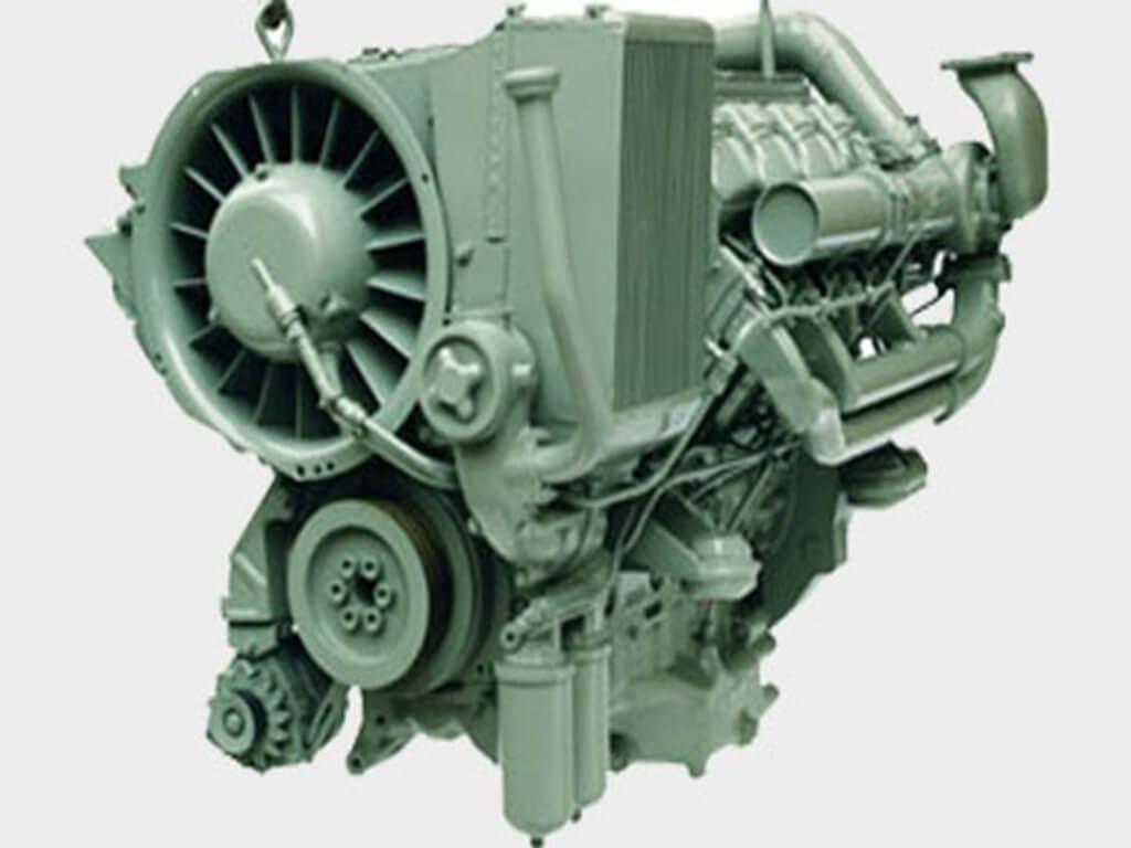Deutz F10L413F | Vehicle diesel engine