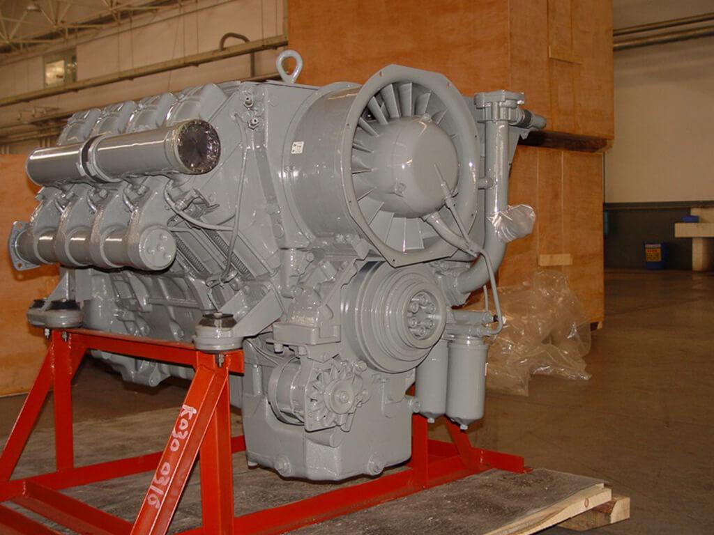 Deutz F8L513 | Vehicle diesel engine