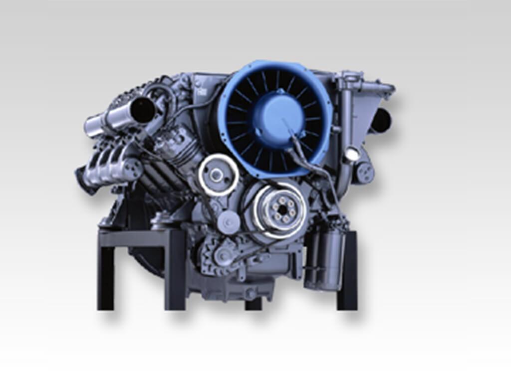 Deutz F8L413F | Vehicle diesel engine