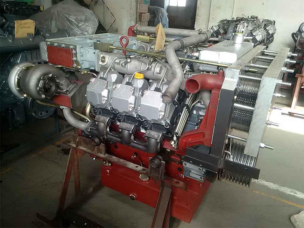 Deutz HC6V marine | Marine Propulsion engine
