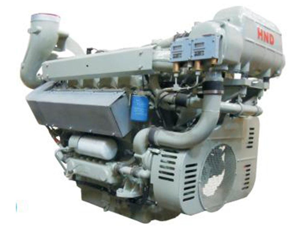 Deutz TBD234V12 | Marine Propulsion engine