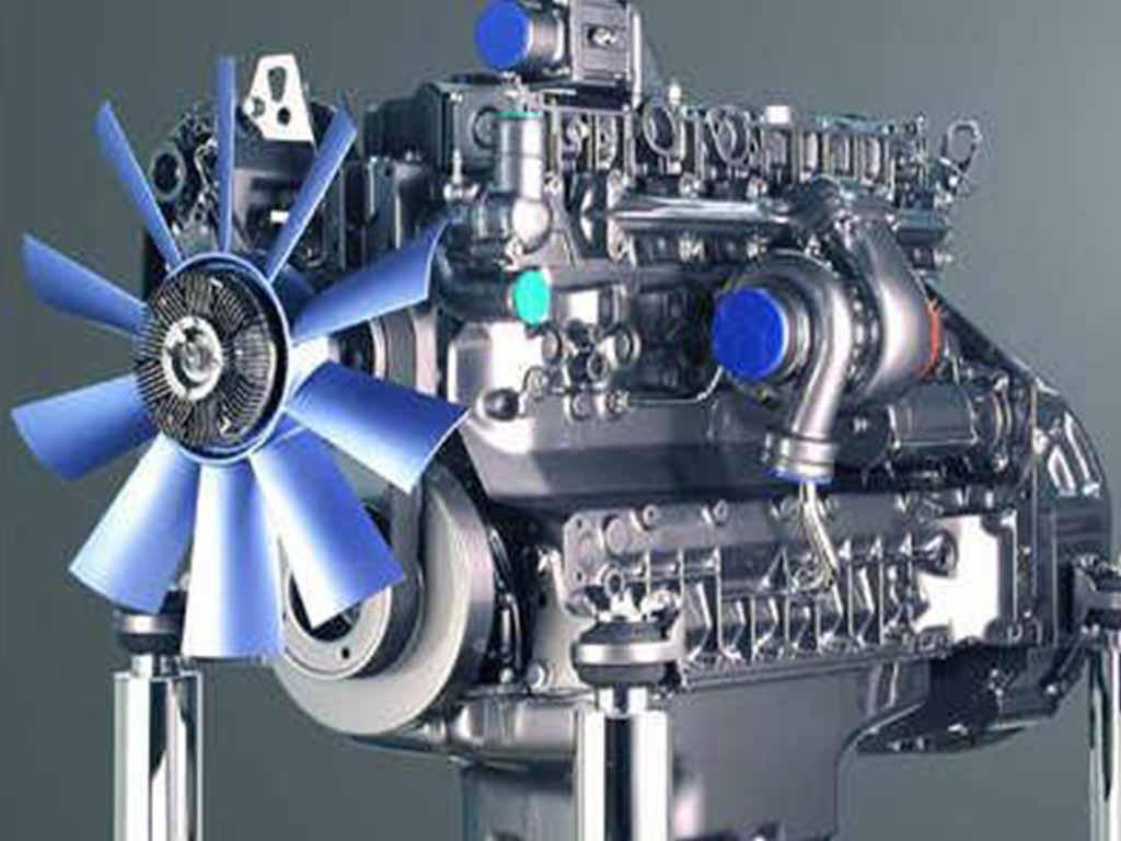 Deutz TCD2012 | Construction diesel engine