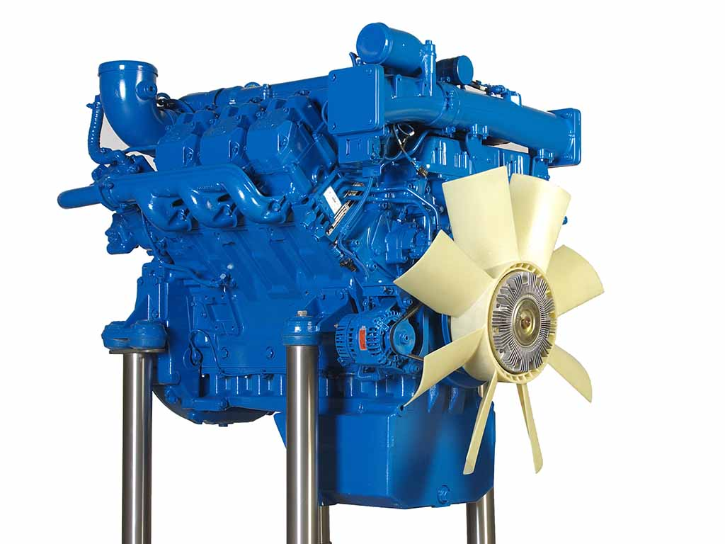 Deutz TCD2015V06-G   Generator-drive diesel engine