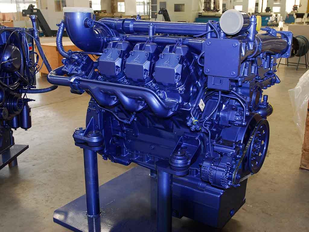 Deutz TCD2015V06-G2 | Generator-drive diesel engine