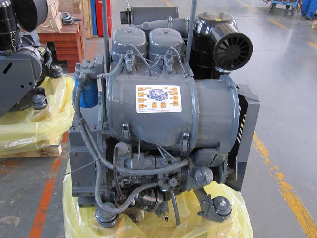 Deutz F2L912 | Construction diesel engine