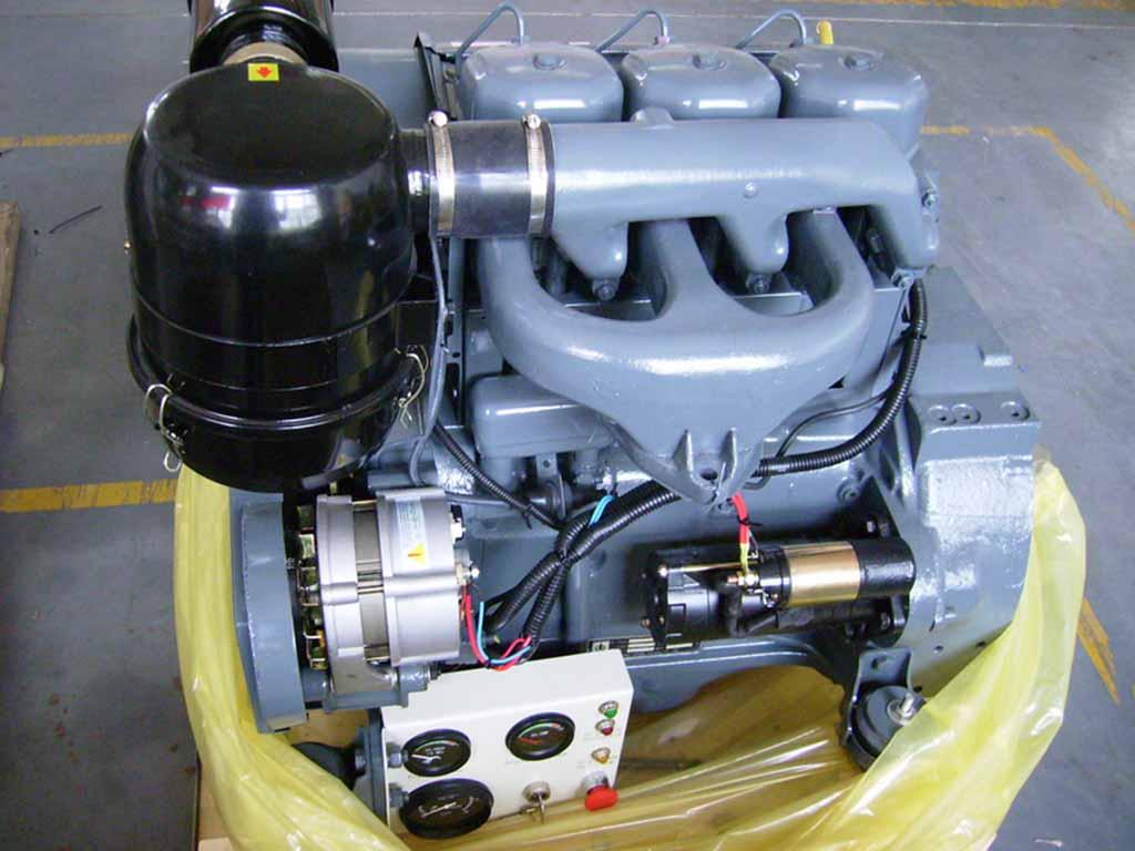 Deutz F3L912 | Construction diesel engine