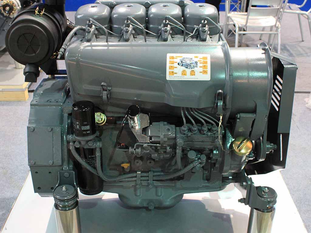 Deutz F4L912TADG | Construction diesel engine