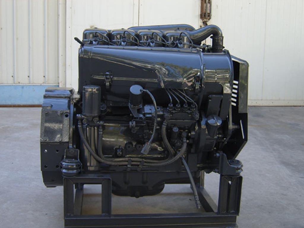 Deutz F4L912W | Construction diesel engine