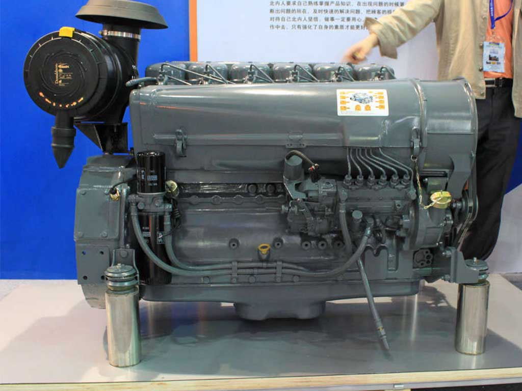 Deutz F6L912TADG | Construction diesel engine