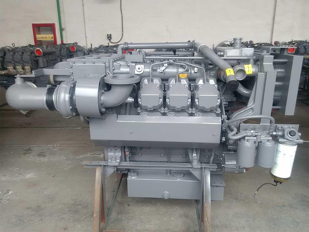 Deutz HC6V marine engine | Marine Propulsion engine