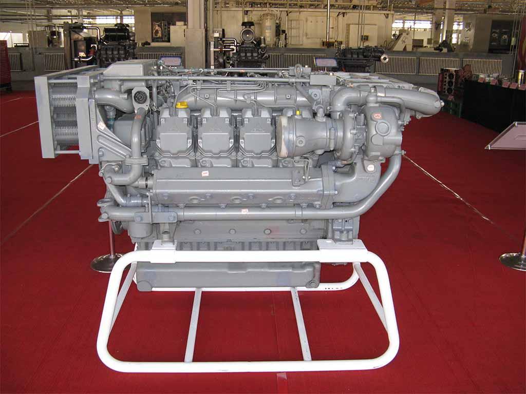 Deutz HC8V marine engine | Marine Propulsion engine