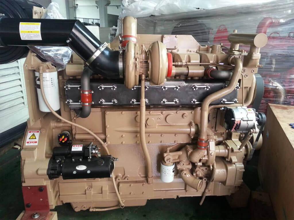 Cummins KTA19-C   Construction diesel engine