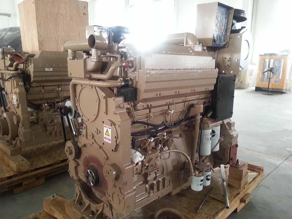 Cummins KTA19-DM336 | Marine auxilliary engine