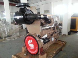 Cummins KTA19-DM448 | Marine auxilliary engine