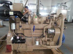 Cummins KTA19-DM463 | Marine auxilliary engine