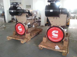 Cummins KTA19-DM507 | Marine auxilliary engine