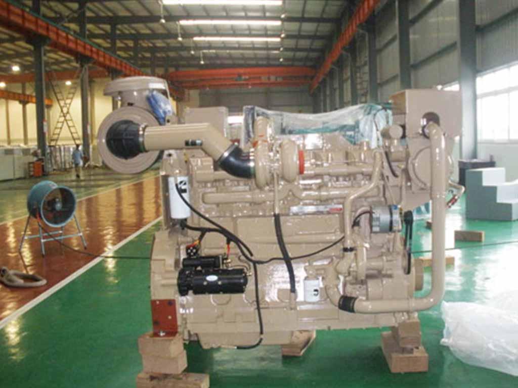 Cummins KTA19-M470 | Marine propulsion diesel engine