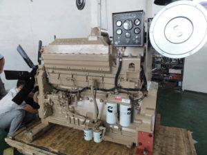 Cummins KTA19-P600 | Construction diesel engine