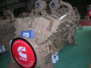 Cummins KTA50-C1600 | Construction diesel engine