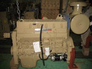 Cummins M11-C   Construction diesel engine