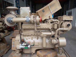 Cummins NTA855-DM205   Marine auxilliary engine