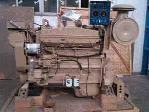 Cummins NTA855-DM240   Marine auxilliary engine