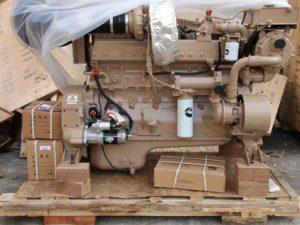 Cummins NTA855-DM317   Marine auxilliary engine