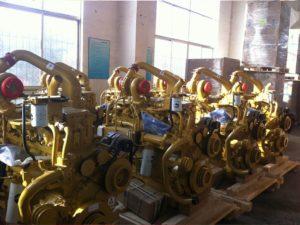 Cummins NTA855-P   Construction diesel engine