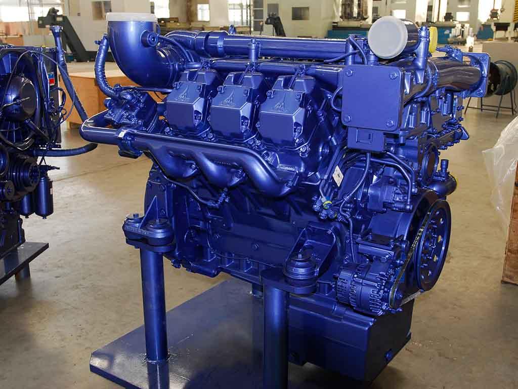 Deutz TCD2015V6   Construction diesel engine