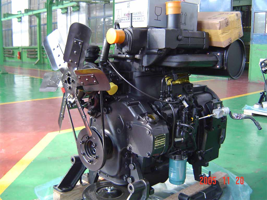 Deutz TD226B-3D | Generator-drive diesel engine