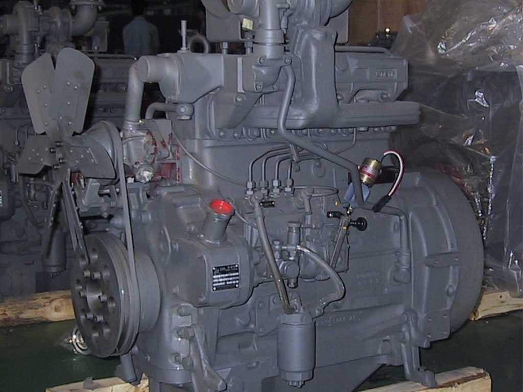 Deutz TD226B-4D | Generator-drive diesel engine