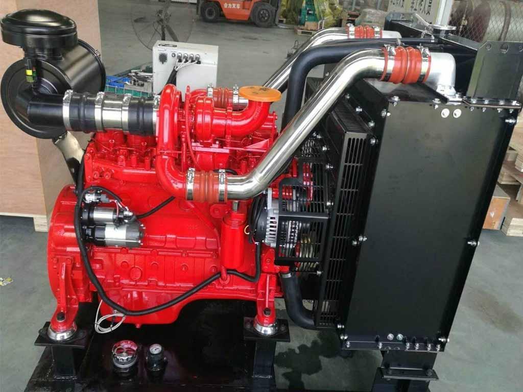 Cummins 6ztaa13-g3   Cummins Generator Engine