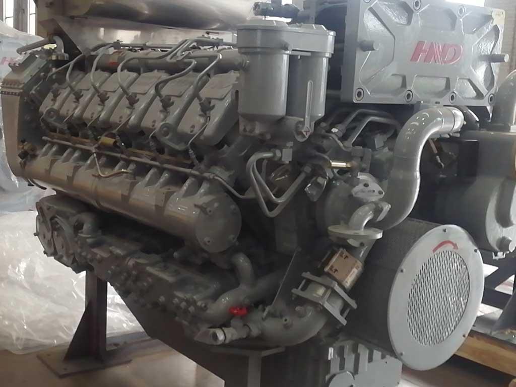 HND TBD620V16 (2500HP)